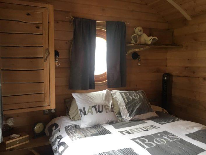 Chambre double cosy