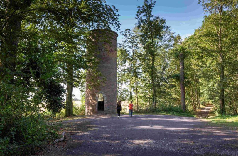 Balade à proximité de la tour du bois de Lewarde