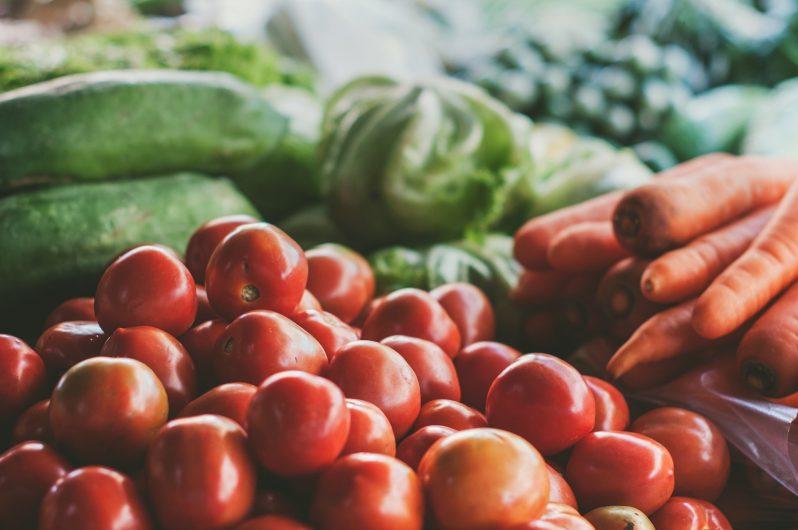 Légumes de saison de la ferme Kwak