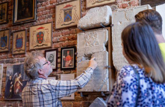 Visite du Musée d'histoire de Marchiennes