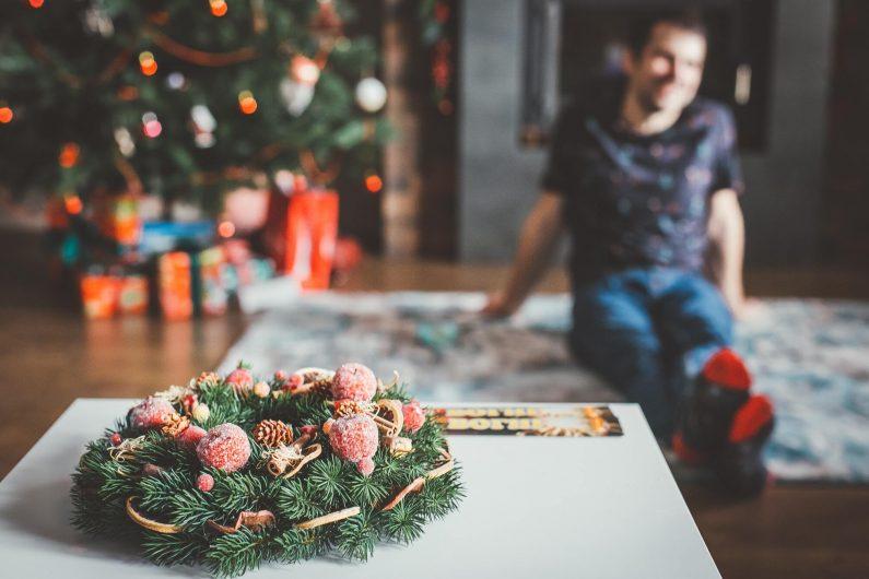 Ma déco de Noël au naturel ©Eugene Zhyvchik