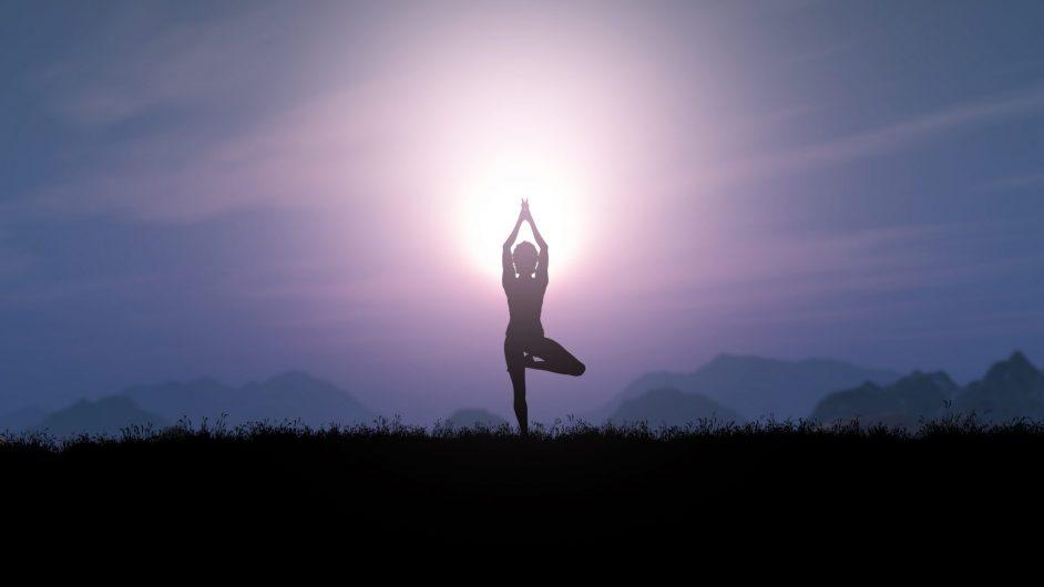 Namacité - Yoga au levée du soleil