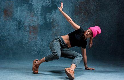 Stage de danse hip-hop