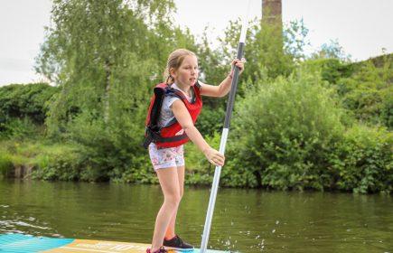Canoë,kayak et paddle sur la Scarpe