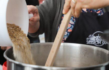 Atelier brassage pour fabriquer sa bière